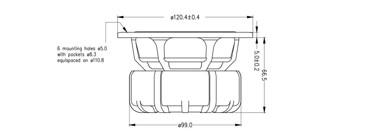 dimensioni RM120
